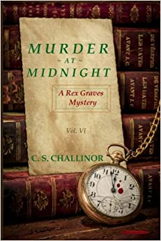 Murder at Midnight [LARGE PRINT]: A British New Year's Eve Cozy Mystery: A Rex Graves Mystery EPUB Free Download