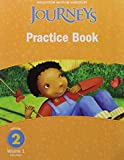 Houghton Mifflin Harcourt Journey Practice Book, Grade 2, Vol. 1