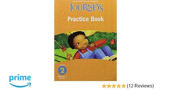 Houghton Mifflin Harcourt Journey Practice Book Grade 2