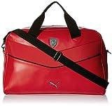 Puma Motor Sports Ferrari Boston Bag 2 Way 073946 Ferrari LS Weekender (Red)