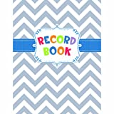 CREATIVE TEACHING PRESS CHEVRON RECORD BOOK (Set of 12)