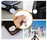yp app - YP Smart Bluetooth 4.0 Round Anti-lost Alarm Easy Key Finder Tracker Wallet Purse Car Key Laptop Tablets Phone etc. Locator Tracking Finder for iOS / iPhone / iPod / iPad / Android White