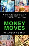 Money Moves: A Guide To Conquering College Debt With Little Familial Support