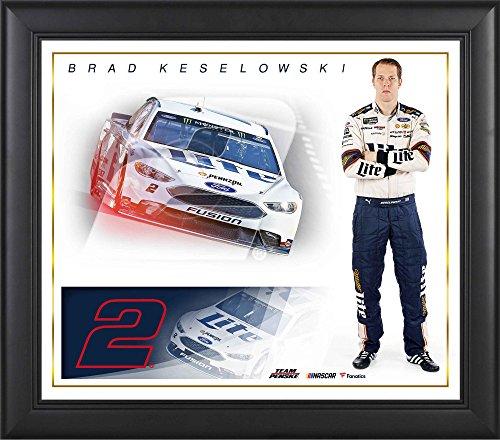 Brad Keselowski Framed 15