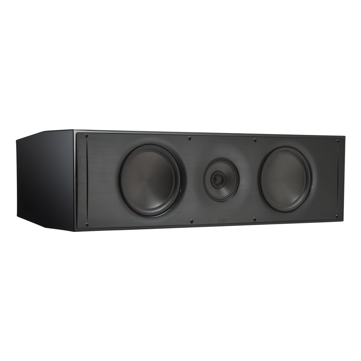 ELAC AC61 Adante Center Channel Speaker - Gloss Black by Elac