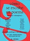 img - for Como Se Escribe Un Poema - Lengua Extranjera (Spanish Edition) book / textbook / text book