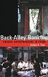 Back-Alley Banking: Private Entrepreneurs in China