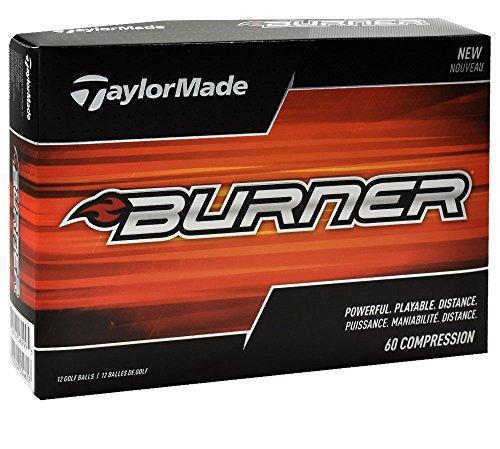 TaylorMade Burner Golf Balls 24-Ball Pack