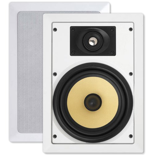 NuVo AccentPLUS2 6.5 In. In-Wall Speakers (Pair) (NV-AP26I) by Legrand-On-Q