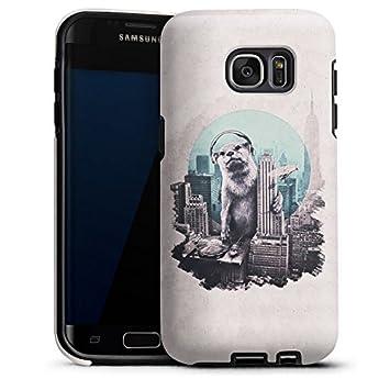 Carcasa Samsung Galaxy S2 Nutria Ciudad Ciudad, Tough Case ...