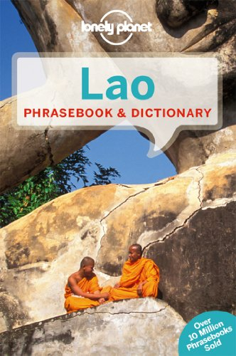 Lonely-Planet-Lao-Phrasebook-Dictionary