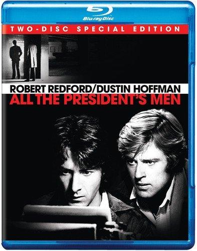 All the President's Men: 2 Disc Special Edition [Blu-ray] Robert Redford Jason Robards Jack Warden Jane Alexander