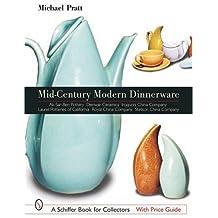 Mid-Century Modern Dinnerware