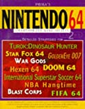 Nintendo 64 Unauthorized Game Secrets, Prima Publishing Staff and PCS Staff, 0761511555