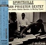 Spiritsville by Julian Priester (2000-04-21)