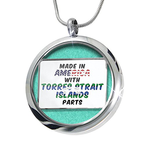 Strait therapy the best amazon price in savemoney neonblond made in america with parts from torres strait islands aromatherapy essential oil diffuser necklace locket mozeypictures Gallery