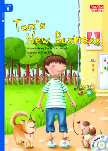Tom's New Business (Rainbow Readers Book 350) (Toms 350)