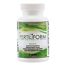FertiliForm Mens / Male Fertility Supplement   Natural Blend of Vitamins and Supplements in Pills