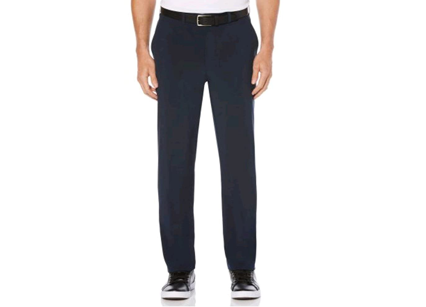 Ben Hogan Men's Performance Active Flex Waistband Flat-Front Pants