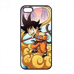Dragon Ball Manga Series Painted Pattern funda Shell For iPhone 5/iPhone 5S, Dragon Ball iPhone 5/iPhone 5S Hard Plastic Snap On funda Skin, iPhone 5/iPhone 5S Dragon Ball TPU funda