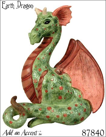 UPC 636972878400, ~ Earth Dragon ~ Amy Brown Mystical Collection Ornament
