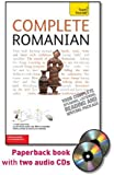 Complete Romanian with Two Audio CDs: A Teach Yourself Guide