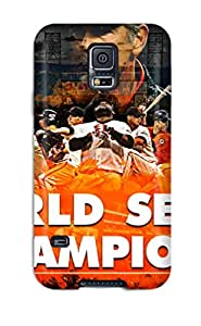 1290896K378430724 san francisco giants MLB Sports & Colleges best Samsung Galaxy S5 cases