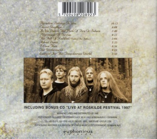 Paradise belongs to You + Live at Roskilde 1997