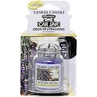 Yankee Candle Lavender Vanilla, 1220882Z, Car Jar Ultimate