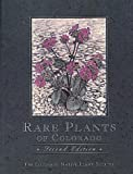 Rare Plants of Colorado, Colorado Native Plant Society Staff, 1560445297