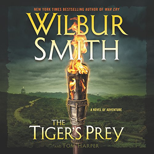 TheTiger's Prey: A Novel of Adventure Audiobook [Free Download by Trial] thumbnail