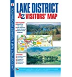 [(Lake District Visitors Map)] [ By (author) Geographers' A-z Map Company ] [June, 2013]