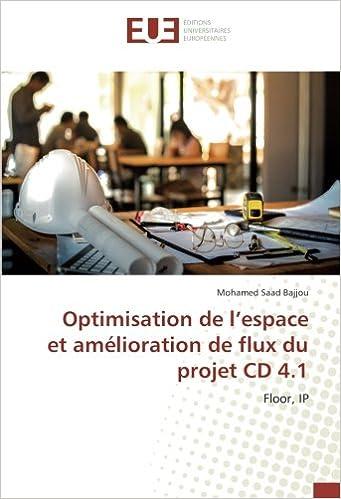 Optimisation De L Espace Et Amélioration De Flux Du Projet