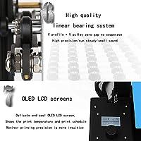 HLKYB Impresora 3D, con Placa de Superficie de Estructura ...