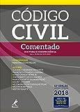 capa de Código Civil Comentado. Doutrina e Jurisprudência. Revisada e Atualizada