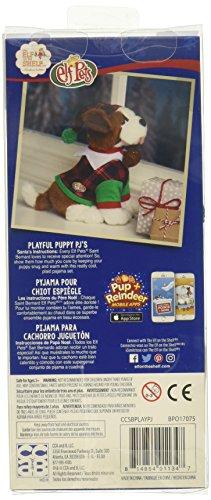 Elf On The Shelf Claus Couture Playful St Bernard Pjs Doll