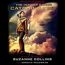 Catching Fire: Hunger Games Trilogy, Book 2 Audiobook by Suzanne Collins Narrated by Carolyn McCormick
