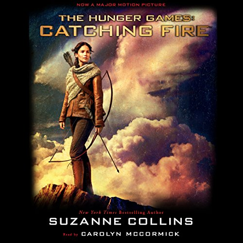 Catching Fire: Hunger Games, Book 2 Audiobook [Free Download by Trial] thumbnail