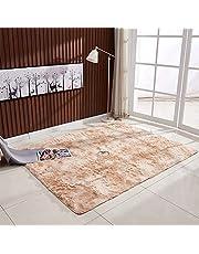 سجادة ارضية من ماينستايا فائقة النعومة متدرجة اللون بنمط مصبوغ مستطيلة الشكل رقيقة لغرفة المعيشة وغرفة النوم والبلكونة 1200 x 2000mm MHLMAINSTAYAEH28765LCA-8CTSA