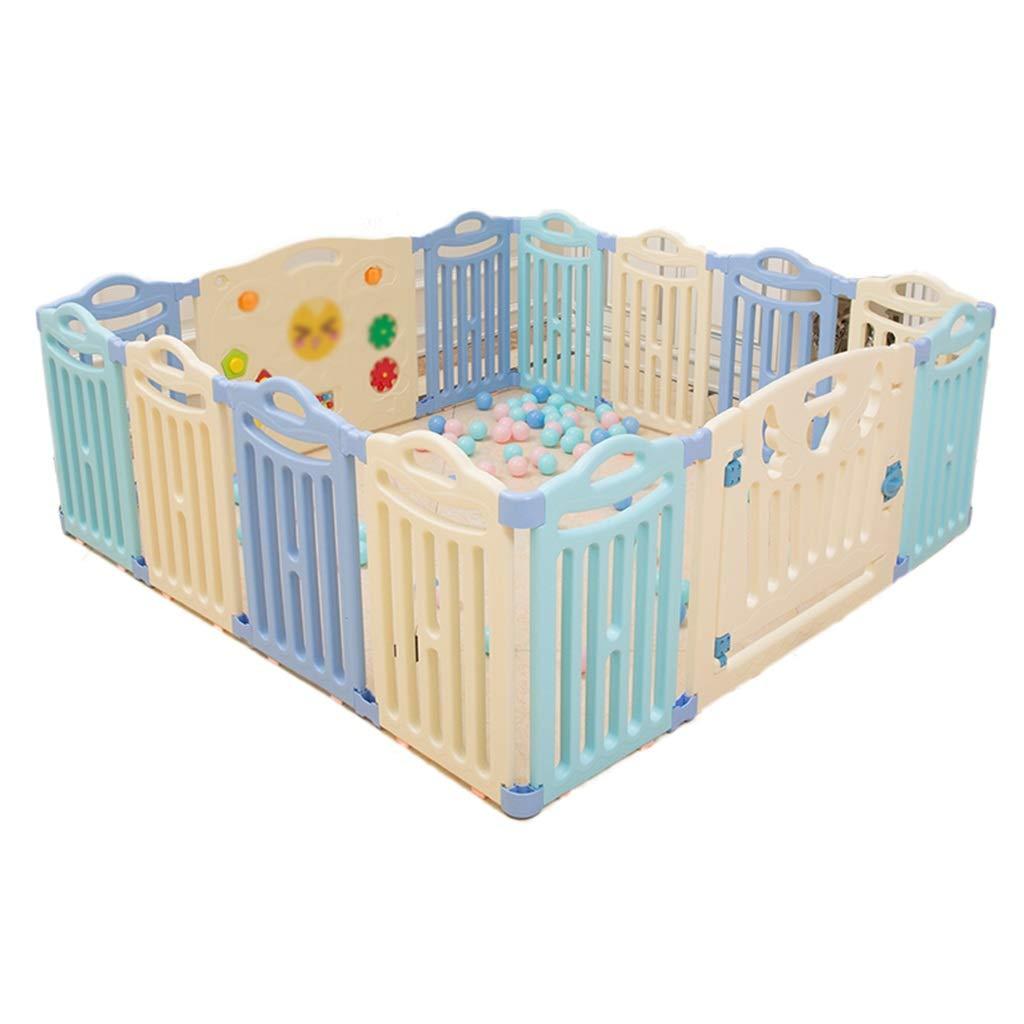 Kinder Zaun, Baby Spiel Schutzzaun Zaun Infant Spielzeug Crawl Schritt Bar Indoor Spielplatz Ozean Ball Pool 42-80CM