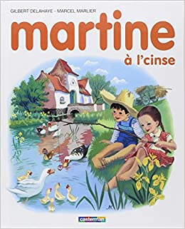 Amazon Fr Martine A L Cinse Edition En Langue Ch Ti 1cd