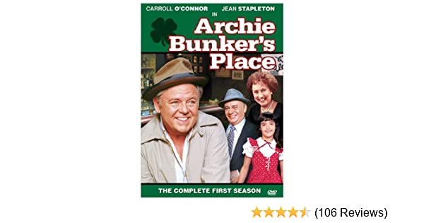 Amazoncom Archie Bunkers Place The Complete First