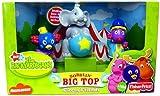 : Backyardigans Circus Friends Bobblin' Big Top Figure 3-Pack