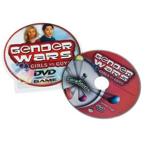 Game Snacks - Gender Wars DVD Game ()