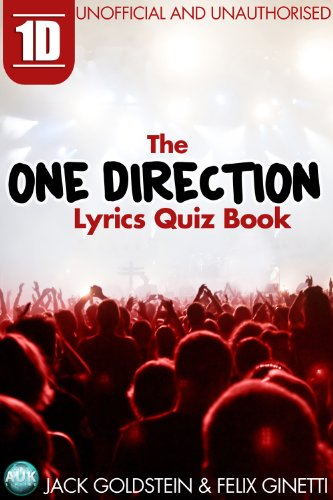 1D - The One Direction Lyrics Quiz Book - Kindle edition by