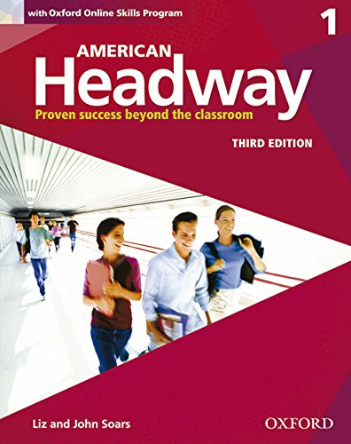 American Headway: One: Student Book with Online Skills: Proven Success beyond the classroom