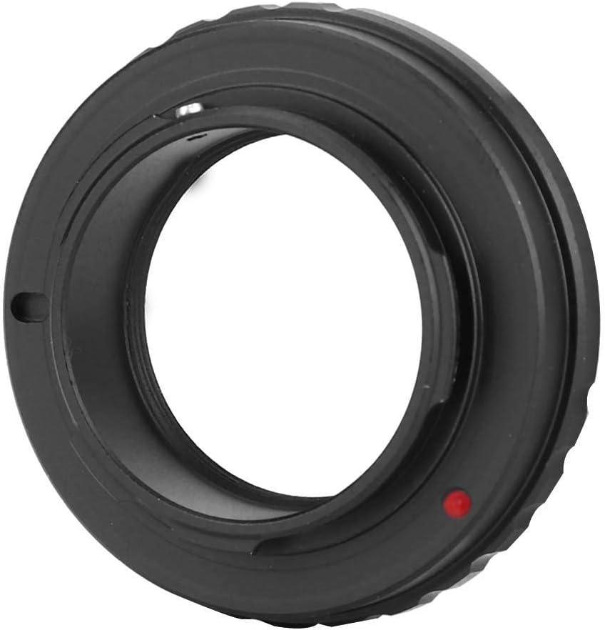 Acouto Camera C Mount Adapter Ring Mirrorless Cameras Adapter Dual Purpose for C-Nikon1