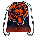 Chicago Bears NFL Gradient Drawstring Backpack