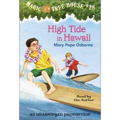 Magic Tree House, Book 28: High Tide in Hawaii