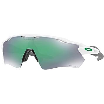 0682e1a143 Oakley Unisex-Erwachsene Radar Ev Path 920871 Sonnenbrille, Weiß  (Blanco/Gris)
